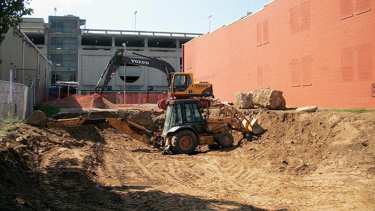 Environmental Scio Street Site Soil Remediation