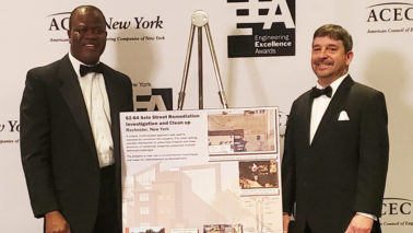 News COE And GA At ACEC Eng Excel Awards