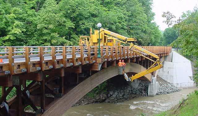 Biennial Bridge Inspection